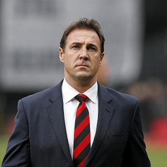 Malky Mackay is upset at the removal of Iain Moody