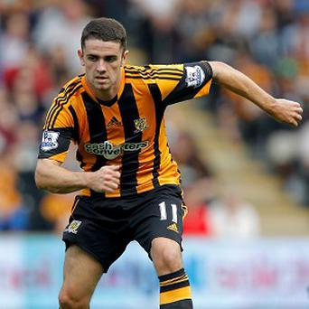 Robbie Brady is set for a return to the Hull squad