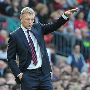 David Moyes's Manchester United were minutes from victory against Southampton but had to settle for a draw
