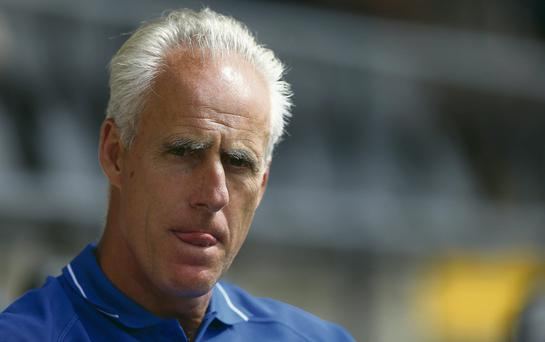 Mick McCarthy is the leading contender to be the next Irish manager