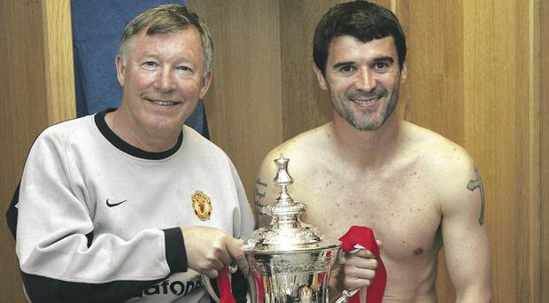 Alex Ferguson and Roy Keane became serial winners together at Old Trafford, but the Manchester United manager had doubts about signing the Irishman
