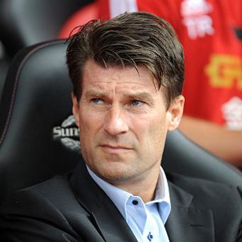 Michael Laudrup believes things that happen in the dressing room should not be made public