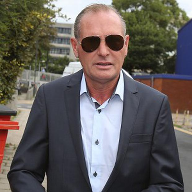 Paul Gascoigne is out of hospital and off the drink