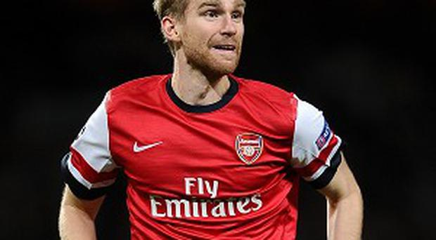 Per Mertesacker has called for renewed defensive focus as Arsenal take on Crystal Palace after their Champions League 'wake-up call'
