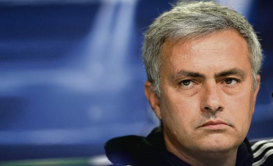 Jose Mourinho has reopened his war of words with Manuel Pellegrini