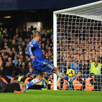 Fernando Torres was gifted a late winner for Chelsea
