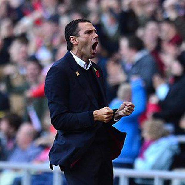 Sunderland boss Gus Poyet continued his fine run of results against Newcastle with a 2-1 win on Sunday