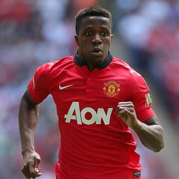 Wilfried Zaha has yet to make his Premier League debut for Manchester United