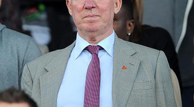Sir Alex Ferguson spent 27 years as manager of Manchester United