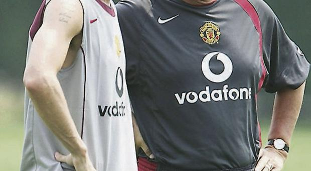 Alex Ferguson speaks about his relationship with former Manchester United captain Roy Keane in his autobiography