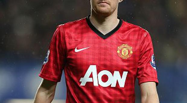 Darren Fletcher last played for United on Boxing Day last year