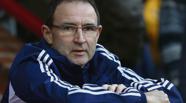 Martin O'Neill is expected to be unveiled as the new Ireland manager at a press conference before the end of the week