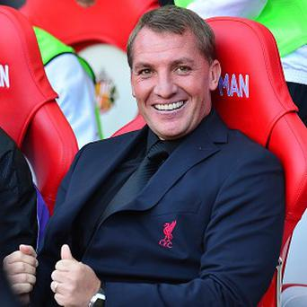 Brendan Rodgers admitted that Liverpool were overrun in midfield against Arsenal on Saturday