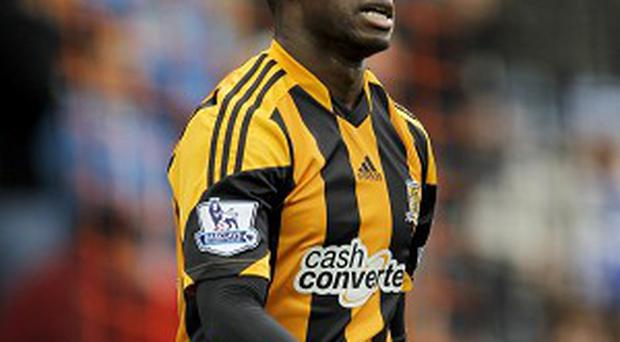 Sone Aluko will be sidelined for up to 10 weeks