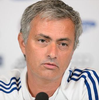 Jose Mourinho, pictured, says Steve Clarke 'was always very focused and very organised'