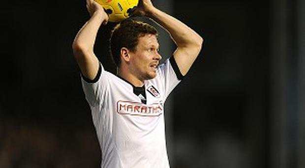 Sascha Riether, pictured, was banned for three matches for stamping on Adnan Januzaj