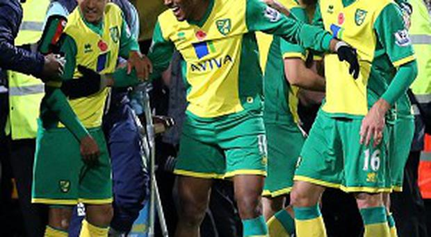 Norwich struck three times in the second half to secure their third league win of the season