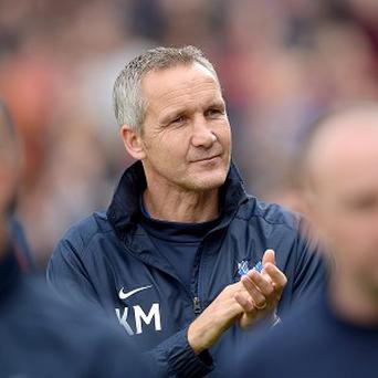 Keith Millen's Palace could have beaten Everton had they not spurned several clear-cut chances