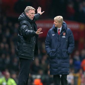David Moyes hailed Manchester United's strongest display of the season
