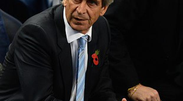 Manuel Pellegrini admitted his side's away form is becoming a cause for concern