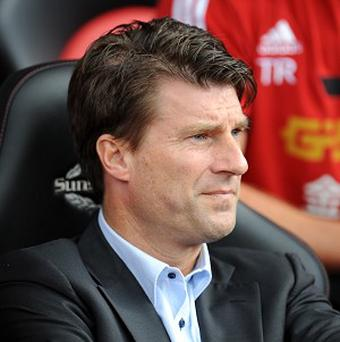 Michael Laudrup feels Swansea can start to climb the table