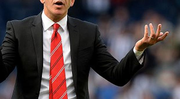 Paolo Di Canio's time with Sunderland was short-lived