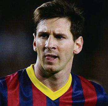 Leo Messi will NOT be signing for Morecambe Town