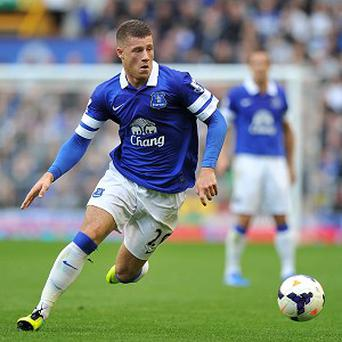 Ross Barkley has been a permanent fixture in the Everton side this season