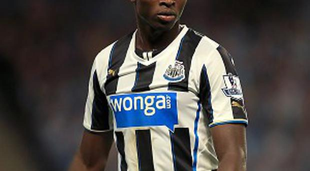 Mapou Yanga-Mbiwa helped Newcastle to victory over Norwich