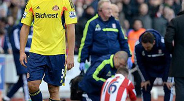 Sunderland's Wes Brown is available for selection after the club's appeal was succesful