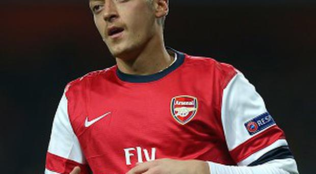 Mesut Ozil joined Arsenal from Real Madrid in a club-record deal on transfer deadline day