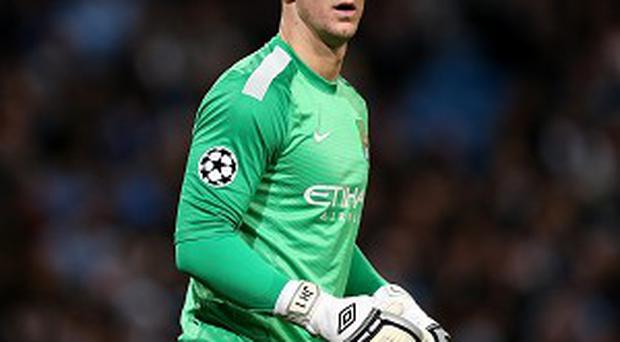Micah Richards expects Joe Hart, pictured, to bounce back from his dip in form