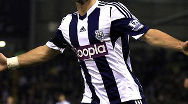 Shane Long has scored four goals in his last four matches