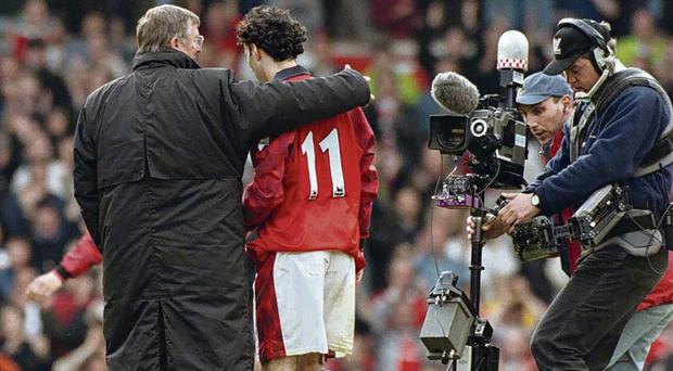 Alex Ferguson deserves enormous credit for protecting Ryan Giggs in the early stages of his career