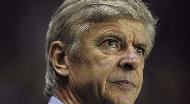 Arsene Wenger was manager of Monaco when they twice finished runners-up to cheating Marseille in the French League