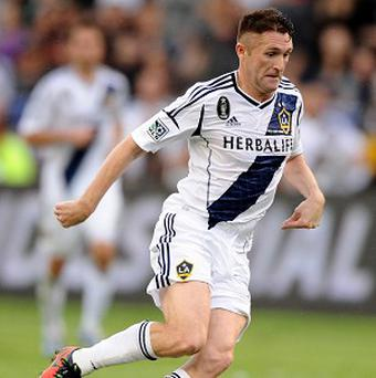 Robbie Keane joined LA Galaxy from Tottenham in 2011