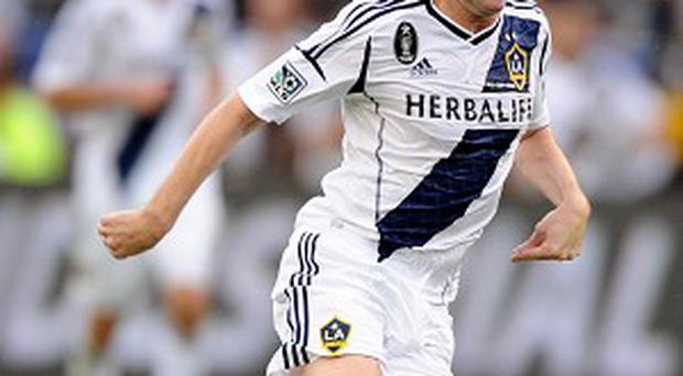 Robbie Keane was on the scoresheet for the Galaxy during their 4-0 defeat of the New York Red Bulls