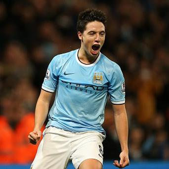 Samir Nasri is hoping for a successful festive period