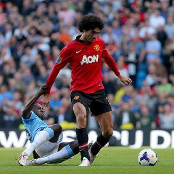Marouane Fellaini has had a tough time since moving to Manchester United