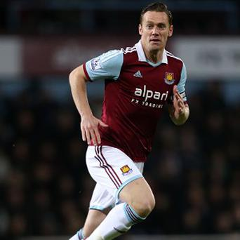 Out-of-form West Ham captain Kevin Nolan, pictured, has been backed by Mark Noble