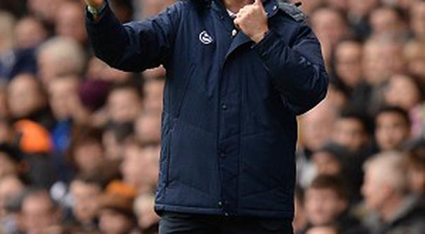 Andre Villas-Boas is eyeing a Tottenham push toward the Champions League places
