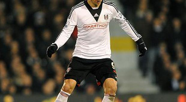 Dimitar Berbatov will be a key cog for Fulham according to Aaron Hughes