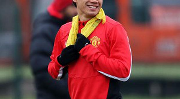 Shinji Kagawa is ready to play wherever needed for Manchester United