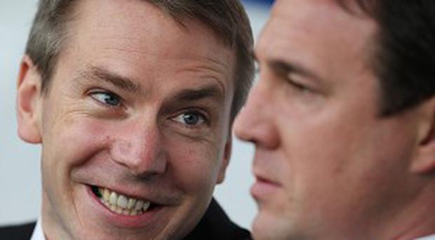 Iain Moody, left, revealed he has still had no explanation about why he was sacked at Cardiff