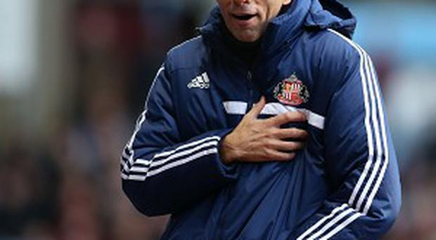 Sunderland boss Gus Poyet scored 23 goals for Tottenham