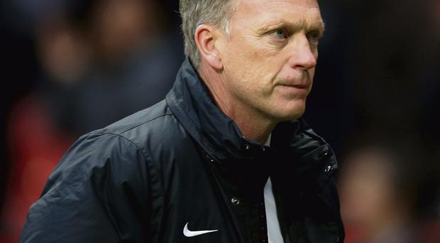 David Moyes says his United team is lacking confidence