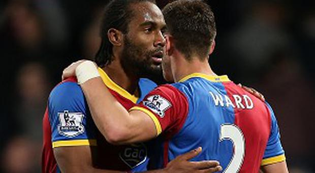 Cameron Jerome believes the momentum brought by Tony Pulis has benefited Crystal Palace