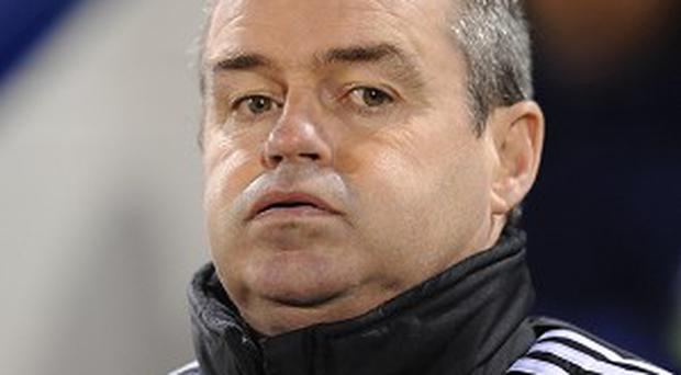 Steve Clarke's side are two points above the relegation zone