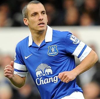 Leon Osman insists the Everton players will not get carried away by recent results