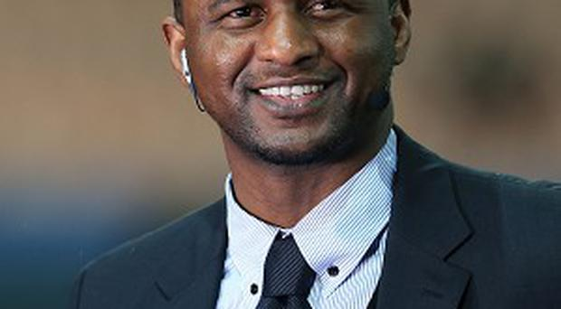 Patrick Vieira was close to joining Real Madrid in 2004